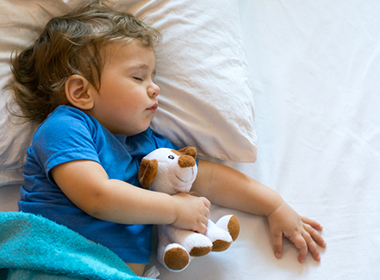 Toddler sleep: what to expect