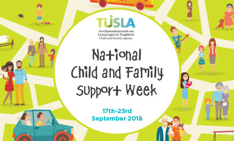 National Child and Family Support Week